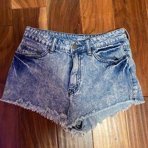 BDG Jean shorts size 29